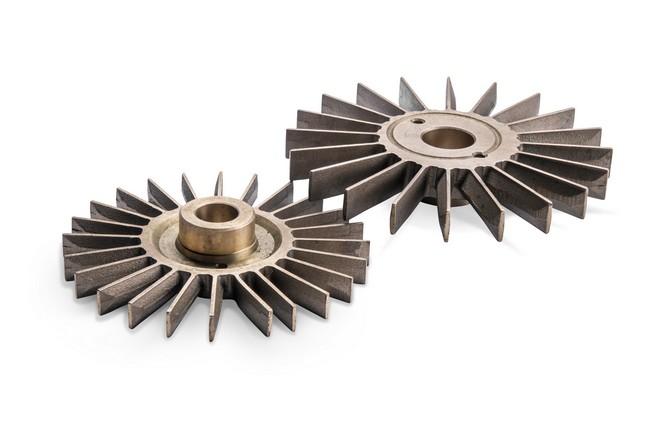 Mecanizado de diversos tipos de aleaciones de bronce y latón